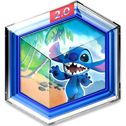 Disney Infinity 2.0 Disney Originals Power Disc Stitch's Tropical
