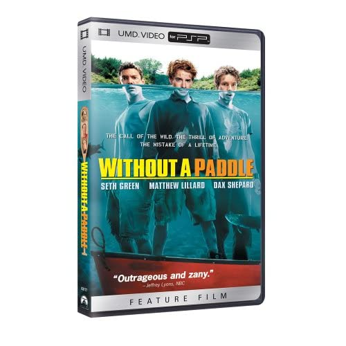 Image 0 of Without A Paddle UMD For PSP