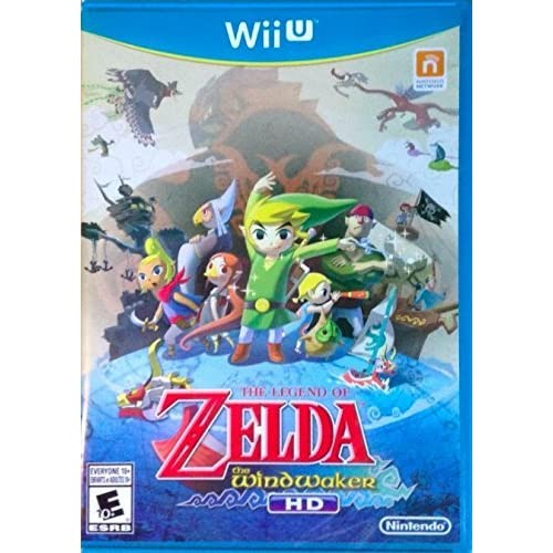 Image 0 of The Legend Of Zelda: The Wind Waker HD For Wii U