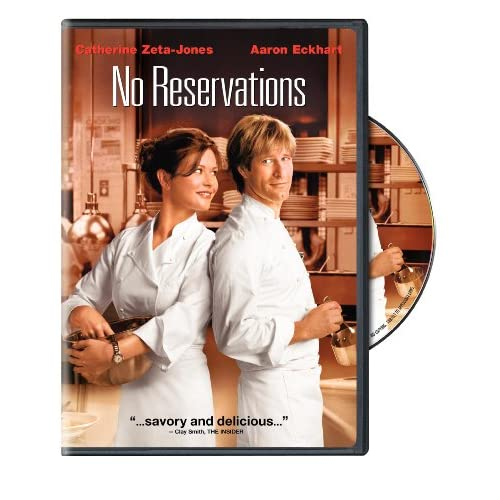 Image 0 of No Reservations On DVD with Catherine Zeta-Jones Comedy