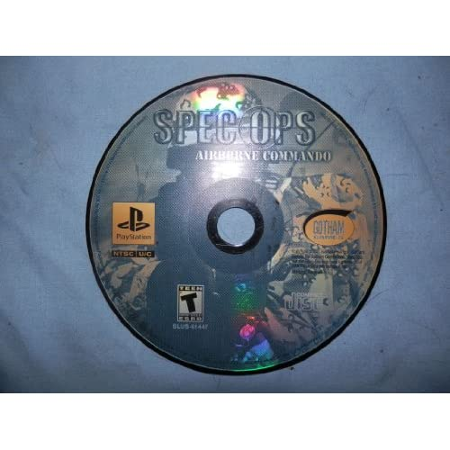Image 0 of Spec Ops: Airborne Commando For PlayStation 1 PS1 Shooter