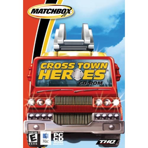 Image 0 of Matchbox Cross-Town Heroes PC/Mac Software