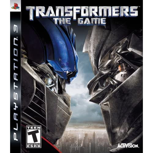 Image 0 of Transformers The Game For PlayStation 3 PS3