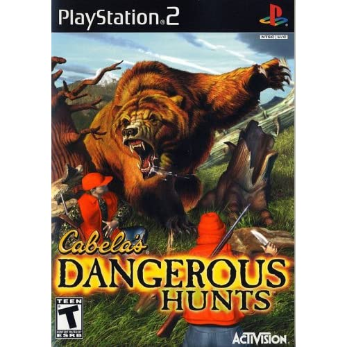Cabela's Dangerous Hunts For PlayStation 2 PS2