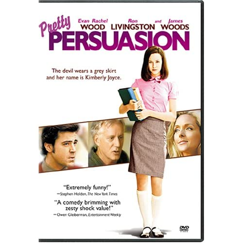 Image 0 of Pretty Persuasion On DVD with Brent Goldberg Comedy