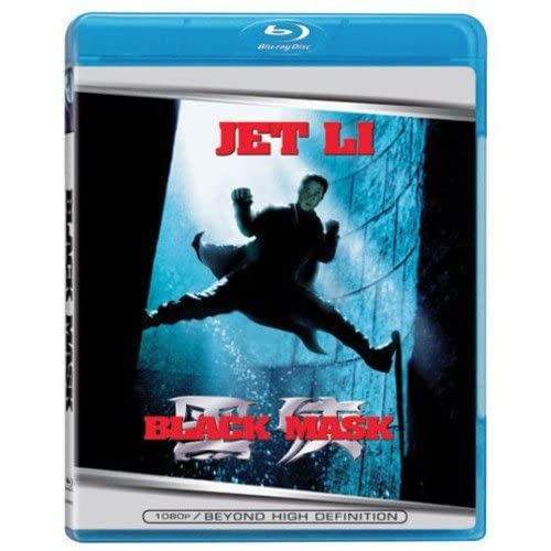 Image 0 of Black Mask Artisan Blu-Ray On Blu-Ray With Jet Li