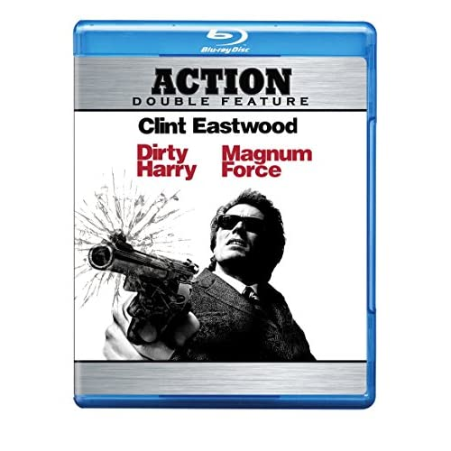 Image 0 of Dirty Harry/magnum Force Double Feature Blu-Ray On Blu-Ray