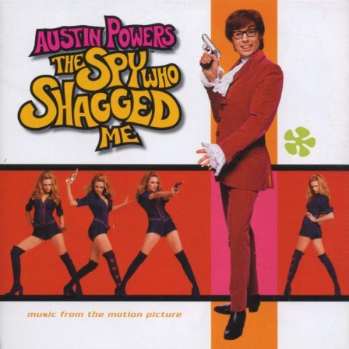 Image 0 of Austin Powers: The Spy Who Shagged Me Music From The Motion Picture By Various A