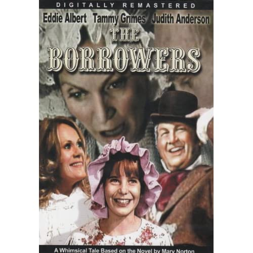 Image 0 of The Borrowers Digitally Remastered Full Screen Edition On DVD with