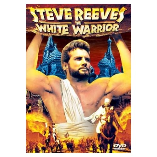 Warrior Film Online: The White Warrior On DVD With Steve Reeves