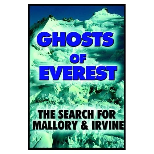 Image 0 of Ghosts Of Everest: The Search For Mallory & Irvine By Hemmleb Jochen Simonson Er