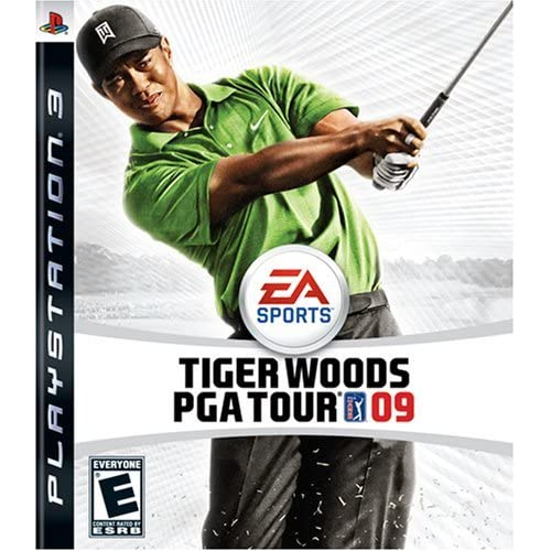 Image 0 of Tiger Woods PGA Tour 09 For PlayStation 3 PS3 Golf