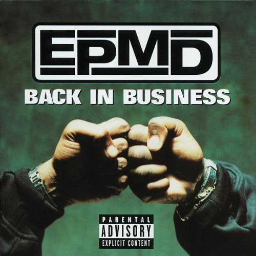 Image 0 of Back In Business By Epmd On Audio CD Album 1997