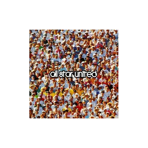 All Star United By All Star United On Audio CD Album 1997