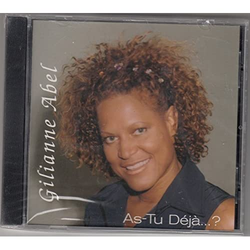 Image 0 of As Tu Deja By Gilianne Abel Album On Audio CD