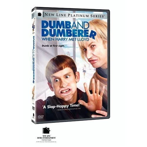 Dumb And Dumberer: When Harry Met Lloyd New Line Platinum Series On