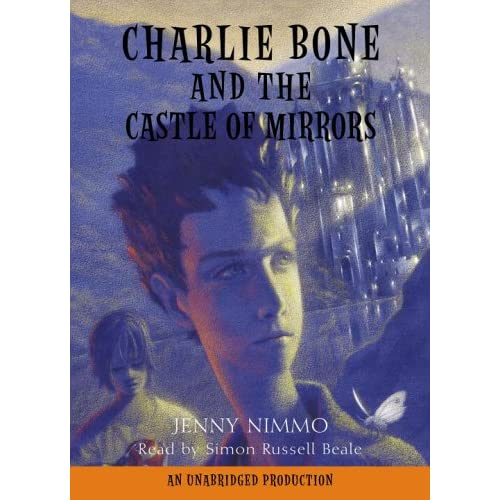 Image 0 of Charlie Bone And The Castle Of Mirrors: The Children Of The Red King Book 4 On A