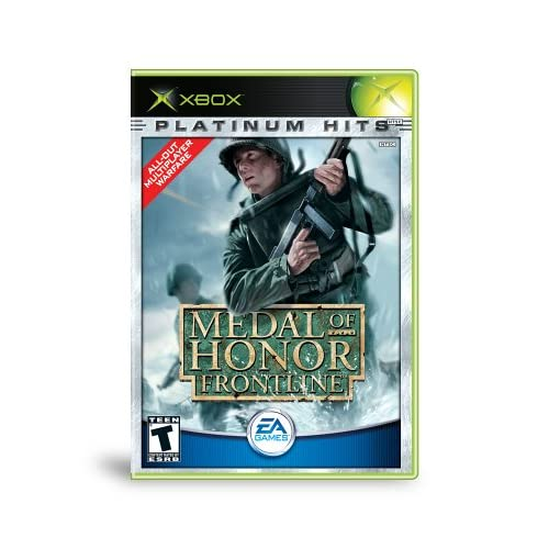 Image 0 of Medal Of Honor Frontline Xbox For Xbox Original With Case