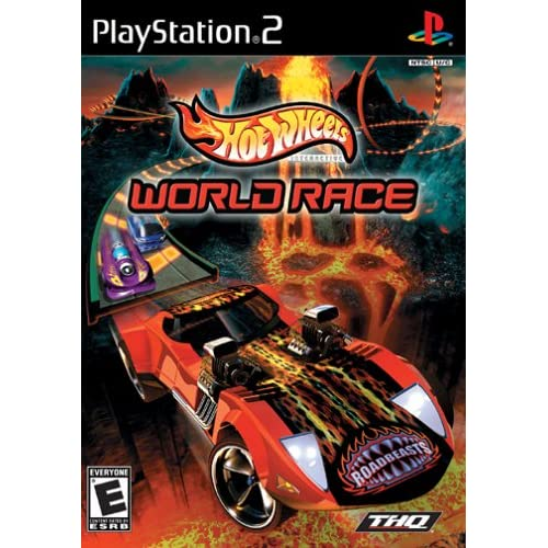 Image 0 of Hot Wheels World Race For PlayStation 2 PS2 Racing