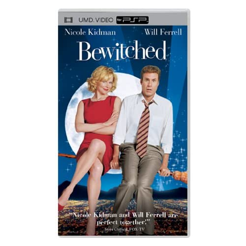 Bewitched UMD For PSP