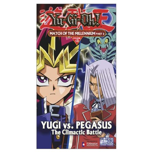 Image 0 of Yu-Gi-Oh 2: Match Of The Millenium On VHS With Pablo Sevilla