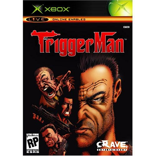 Image 0 of Trigger Man For Xbox Original