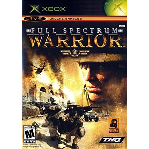 Image 0 of Full Spectrum Warrior Xbox For Xbox Original