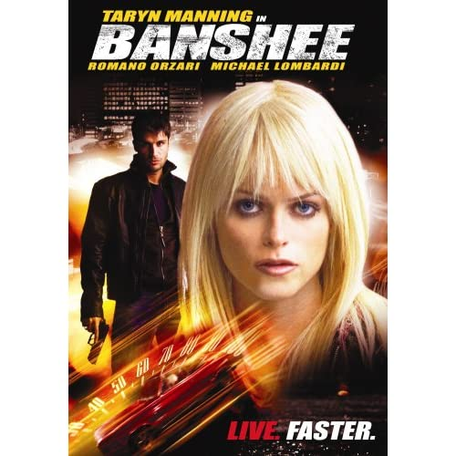 Image 0 of Banshee On DVD with Taryn Manning Mystery
