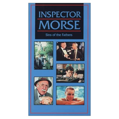 Image 0 of Inspector Morse Sins Of The Fathers On VHS With John Thaw