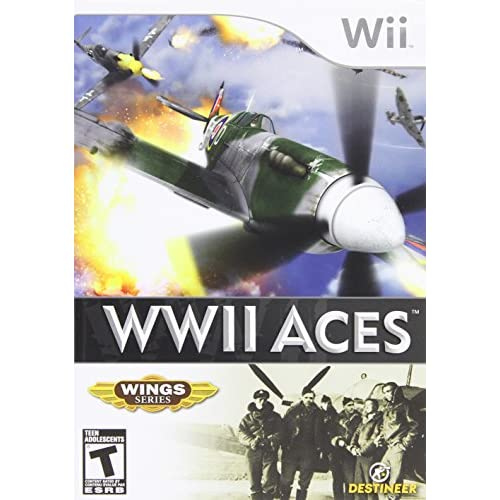 Image 0 of WWII Aces For Wii And Wii U Racing