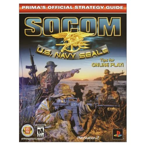 Socom: US Navy Seals: Prima's Official Strategy Guide