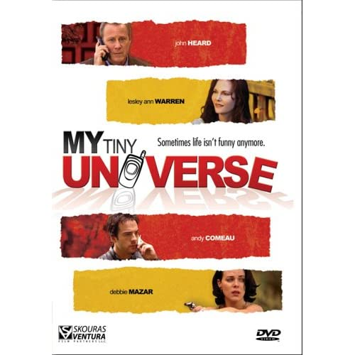 Image 1 of My Tiny Universe On DVD with Andy Comeau