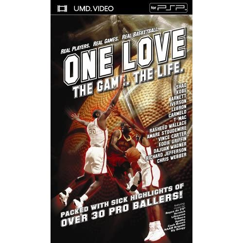 Image 0 of One Love: The Game The Life UMD For PSP