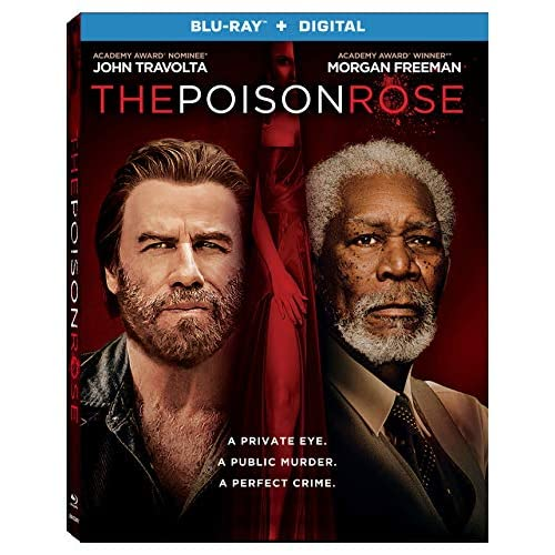Image 0 of Poison Rose Blu-Ray On Blu-Ray With John Travolta Mystery