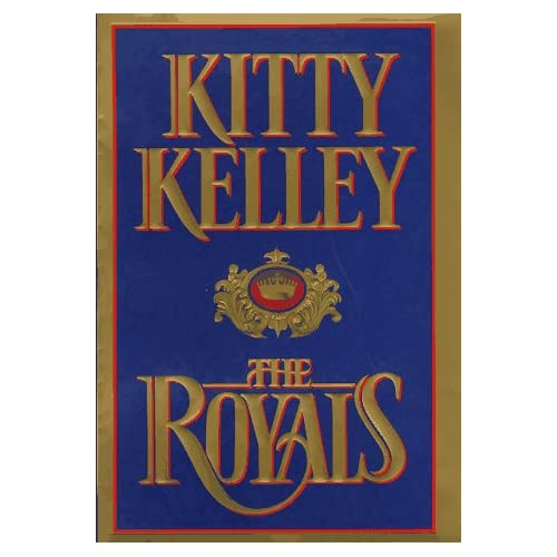 The Royals By Kitty Kelley On Audio Cassette