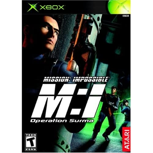 Image 0 of Mission Impossible: Operation Surma Xbox For Xbox Original