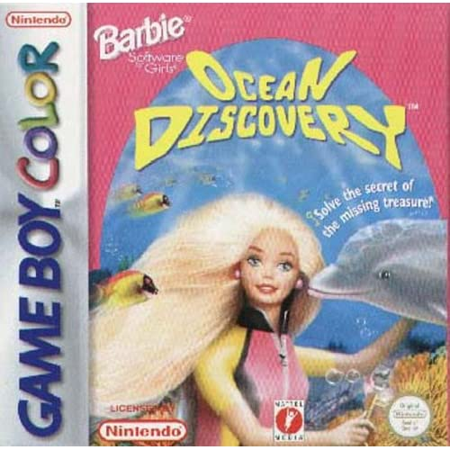 Barbie Ocean Discovery On Gameboy