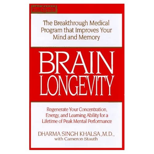 Image 0 of Brain Longevity: The Breakthrough Medical Program That Improves Your Mind And Me