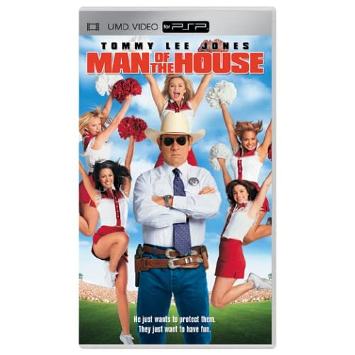 Image 0 of Man Of The House UMD For PSP