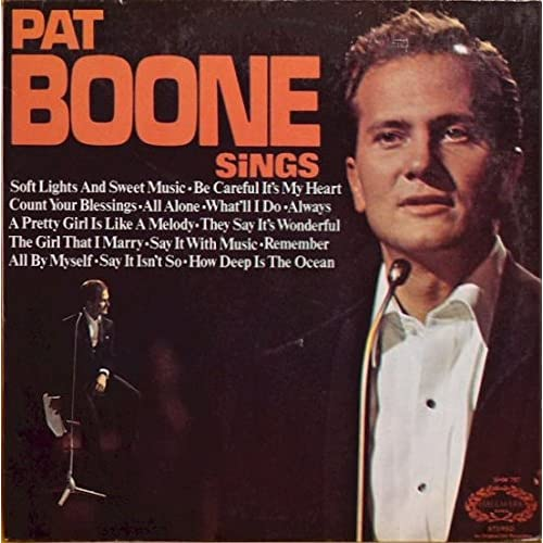 Image 0 of Pat Boone Sings Hallmark Records Shm 797 By Pat Boone On Vinyl Record