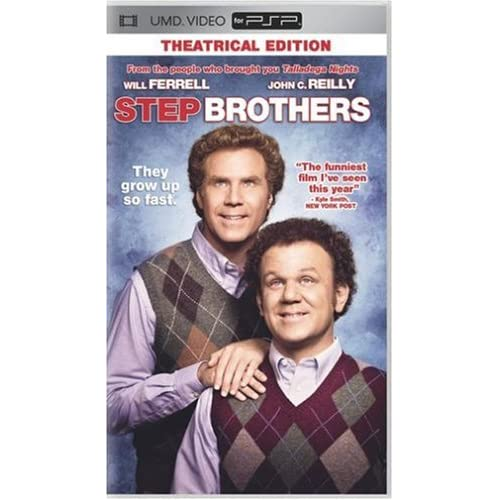 Image 0 of Step Brothers UMD For PSP