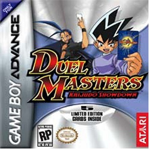 Image 0 of Duel Masters 2: Kaijudo Showdown For GBA Gameboy Advance Action
