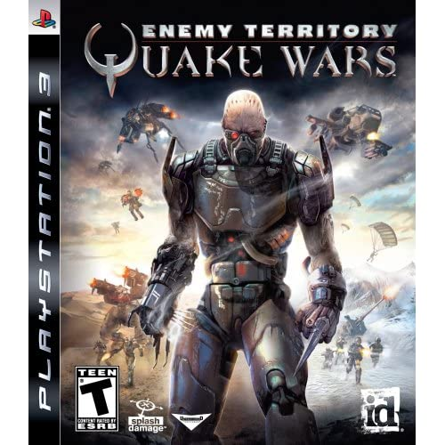 Image 0 of Enemy Territory: Quake Wars For PlayStation 3 PS3