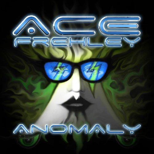 Image 0 of Anomaly By Ace Frehley On Audio CD Album 2009