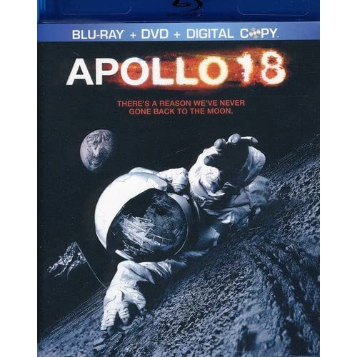 Apollo 18 Blu-Ray On Blu-Ray