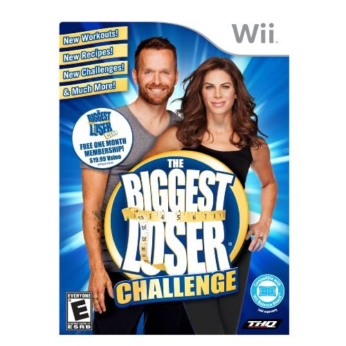 Image 0 of The Biggest Loser Challenge For Wii And Wii U