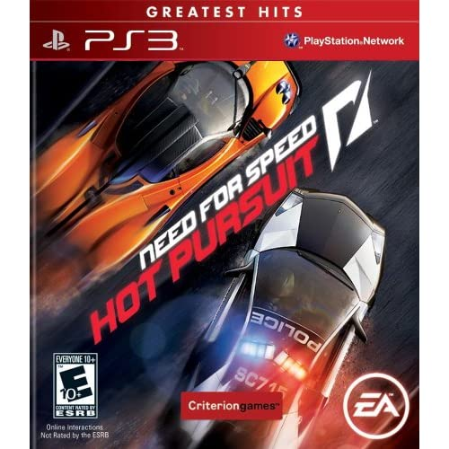 Image 0 of Need For Speed Hot Pursuit For PlayStation 3 PS3 Racing