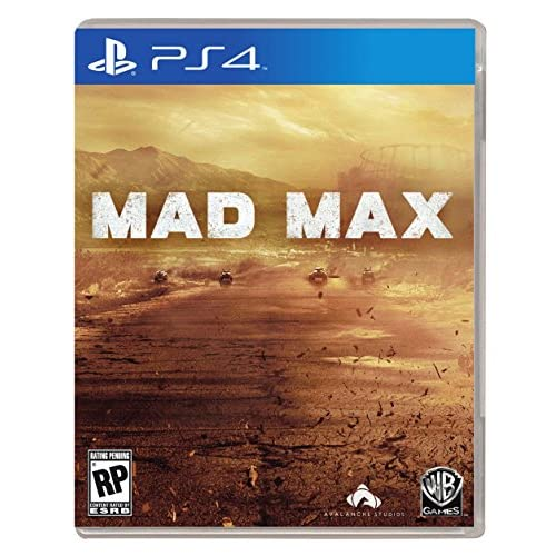 Mad Max For PlayStation 4 PS4