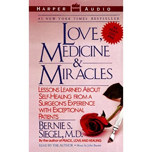 Image 0 of Love Medicine And Miracles By Siegel Bernie S Siegel Bernie S Reader On Audio Ca