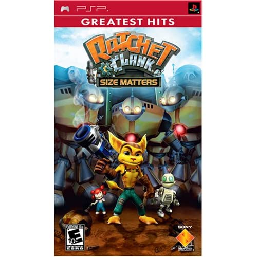 Image 0 of Ratchet And Clank: Size Matters Sony PSP
